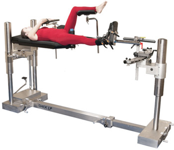 Chick LP (Low Profile) Orthopedic Hip Fracture Table